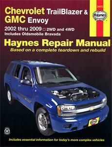 Haynes Reparationshandbok, Chevrolet Trailblazer & GMC Envoy