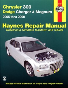 Bildel: Haynes Reparationshandbok, Chrysler 300, Charger & Magnum, Chrysler 300, Dodge Charger & Magnum
