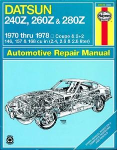 Haynes Reparationshandbok, Datsun 240Z, 260Z, & 280Z, Universal