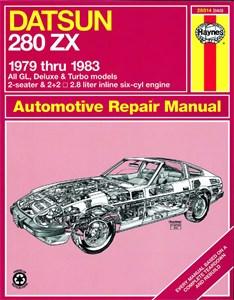 Haynes Reparationshandbok, Datsun 280ZX, Universal