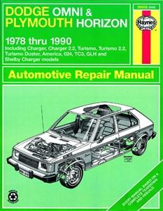 Haynes Reparationshandbok, Dodge Omni/Plymouth Horizon, Universal
