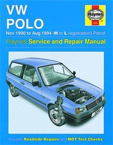 Haynes Reparationshandbok, VW Polo Petrol, Universal