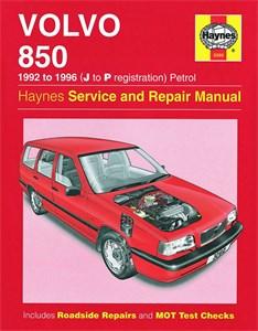 Haynes Reparationshandbok, Volvo 850 Petrol, Universal