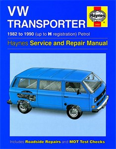 Haynes Reparationshandbok, VW Transporter watercooled Petrol, VW Transporter (water-cooled) Petrol