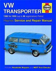 Haynes Reparationshandbok, VW Transporter watercooled Petrol, Universal