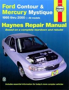 Haynes Reparationshandbok, Ford Contour & Mercury Mystique