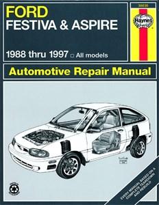 Haynes Reparationshandbok, Ford Festiva & Aspire, Universal