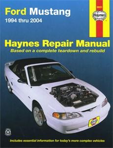 Haynes Reparationshandbok, Ford Mustang, Universal