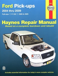 Haynes Reparationshandbok, Ford Pick-ups, Full-size F-150