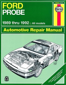 Haynes Reparationshandbok, Ford Probe
