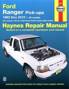 Haynes Reparationshandbok, Ford Ranger Pick-ups