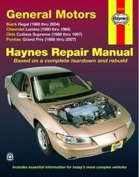Haynes Reparationshandbok, GM: Buick, Chevrolet & Pontiac, Universal