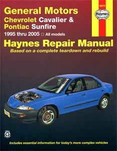 Haynes Reparationshandbok, GM: Chevrolet Cavalier & Sunfire, GM: Chevrolet Cavalier & Pontiac Sunfire