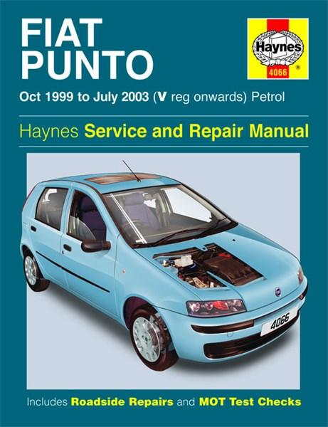 Haynes Reparationshandbok  Fiat Punto Petrol  Universal - 28 35  U20ac - Skruvat Com