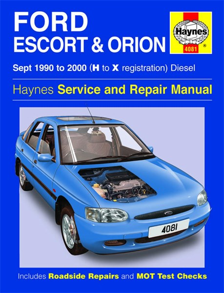 HAYNES MANUAL FORD ESCORT 1989 REPAIR MANUAL TORRENT