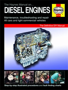 Haynes Manual, Diesel Engines, The Haynes Manual on Diesel Engines