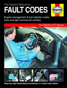 Haynes Manual, Fault Codes, The Haynes Manual on Fault Codes