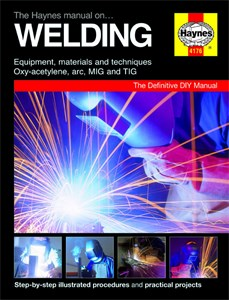 Haynes Manual, Welding, The Haynes Manual on Welding