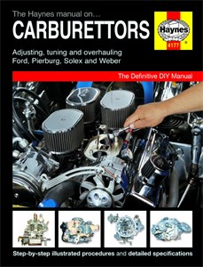 Haynes Manual, Carburettors, The Haynes Manual on Carburettors