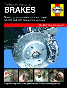 Haynes Manual, Brakes, The Haynes Manual on Brakes