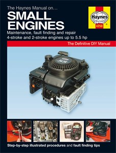 Haynes Manual, Small Engines, The Haynes Manual on Small Engines