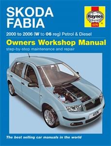 Haynes Reparationshandbok, Skoda Fabia Petrol & Diesel, Universal