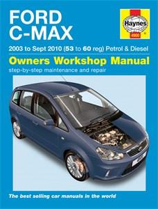 Haynes Reparationshandbok, Ford C-Max Petrol & Diesel, Universal