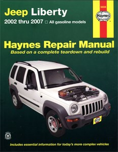 Haynes Reparationshandbok, Jeep Liberty