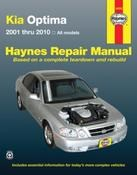 Haynes Reparationshandbok, Kia Optima, Universal