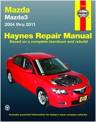 Haynes Reparationshandbok, Mazda 3