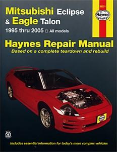 Haynes Reparationshandbok, Mitsubishi Eclipse & Eagle Talon, Universal