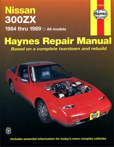 Haynes Reparationshandbok, Nissan 300ZX, Universal