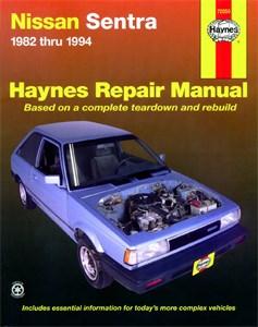 Haynes Reparationshandbok, Nissan Sentra