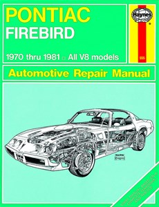 Haynes Reparationshandbok, Pontiac Firebird V8, Universal