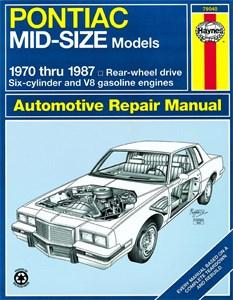 Haynes Reparationshandbok, Pontiac Mid-size Rear-wheel Drive, Universal