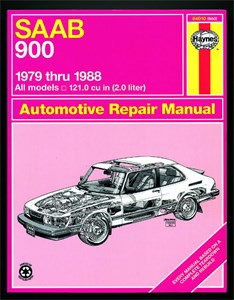 Haynes Reparationshandbok, Saab 900