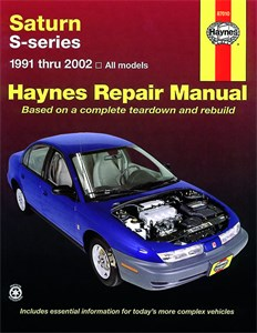 Haynes Reparationshandbok, Saturn S-series