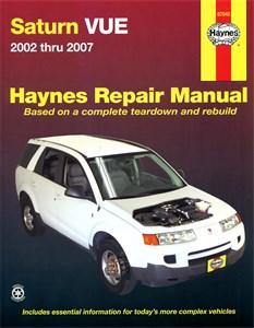 Haynes Reparationshandbok, Saturn VUE