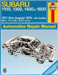 Haynes Reparationshandbok, Subaru 1100, 1300, 1400, & 1600