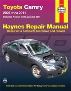 Haynes Reparationshandbok, Toyota Camry, Avalon, Toyota Camry, Avalon and Lexus ES 350