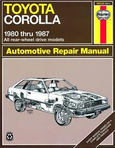 Haynes Reparationshandbok, Toyota Corolla (RWD), Universal