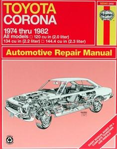 Haynes Reparationshandbok, Toyota Corona