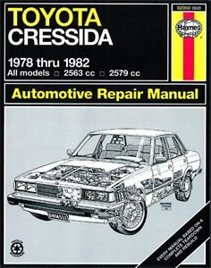 Haynes Reparationshandbok, Toyota Cressida, Universal