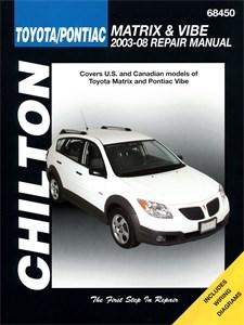 Haynes Reparationshandbok, Toyota Matrix & Pontiac Vibe, Universal