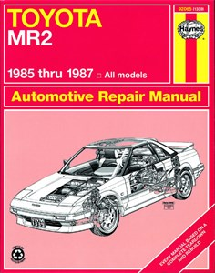 Haynes Reparationshandbok, Toyota MR-2