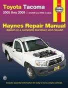 Haynes Reparationshandbok, Toyota Tacoma