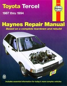 Haynes Reparationshandbok, Toyota Tercel, Universal