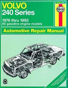 Haynes Reparationshandbok, Volvo 240 Series
