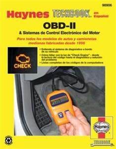 Haynes Reparationshandbok, Haynes Techbook para la OBD-II, Universal