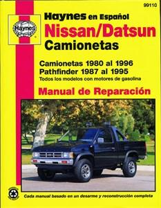 Haynes Reparationshandbok, Nissan Camionetas Pathfinder, Nissan/Datsun Camionetas & Pathfinder